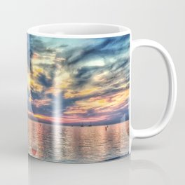 Wine & Sunsets Coffee Mug