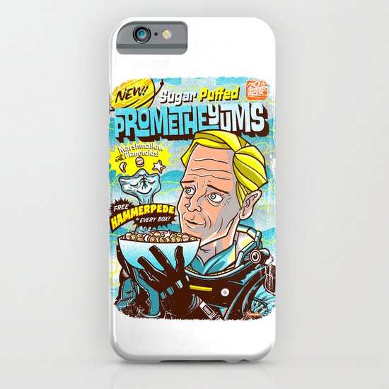 PrometheYUMS v1 iPhone & iPod Case