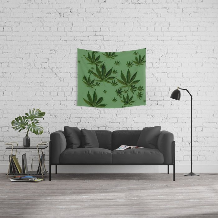 Higher and Higher Wall Tapestry