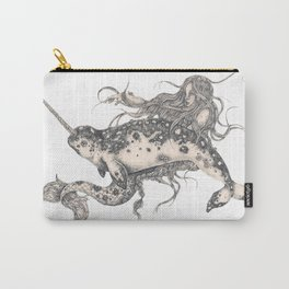 Ida & The Narwhal Carry-All Pouch