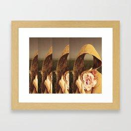 Infinite Landsape  Framed Art Print