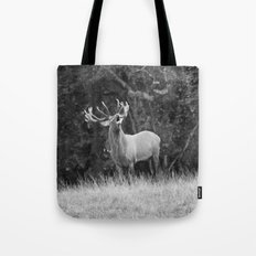 Red Stag Tote Bag