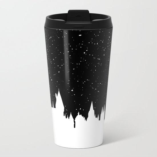 Hogwarts Space Metal Travel Mug