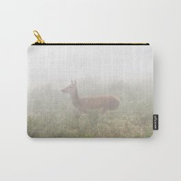 Lost in Fog Carry-All Pouch