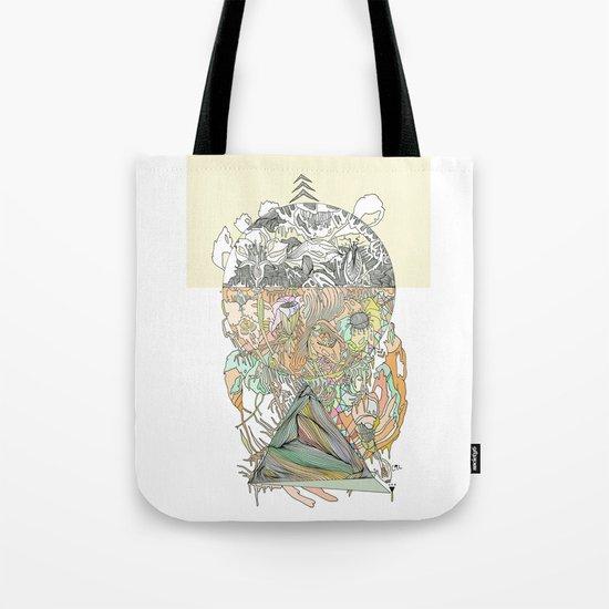 ///hue fuse/// Tote Bag