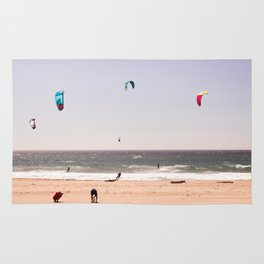 Wind colors Rug
