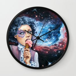 Munchkin II: Ice Cream Darling Wall Clock