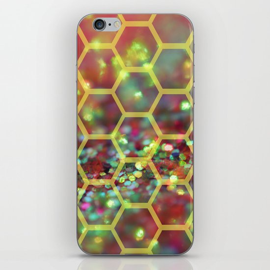 Honeybee iPhone & iPod Skin