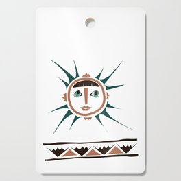 Elments-Fire/Sun Cutting Board