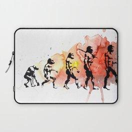 Evolution of Man Laptop Sleeve