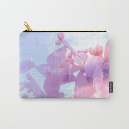 Pink Prickly pear Carry-All Pouch