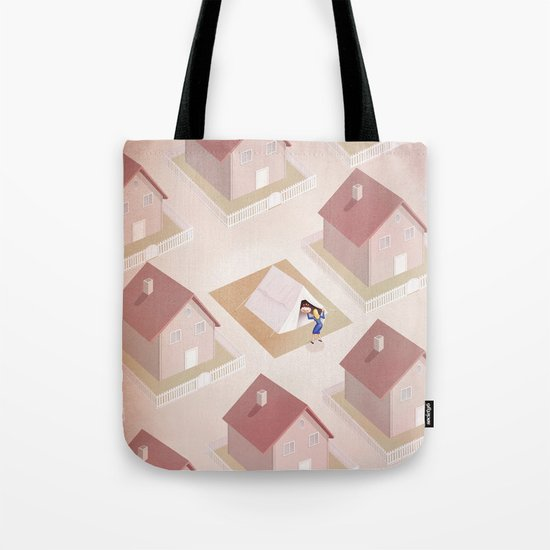 Welcome Stranger Tote Bag