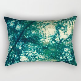 River Trees Rectangular Pillow
