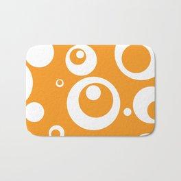 Circles Dots Bubbles :: Marmalade Bath Mat