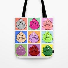 Lumpy Space Prince ala Warhol Tote Bag