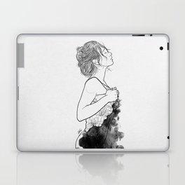 Deep ocean of secrets. Laptop & iPad Skin