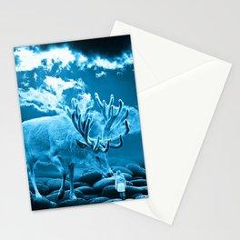 Big Deer Stationery Cards