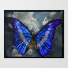 CloudSweeper Canvas Print