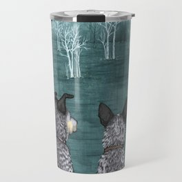 The Lookouts (Cattle Dogs) Travel Mug