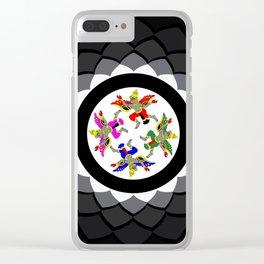 Guardian Angel - YOGA - Yaksha / Yakshini Clear iPhone Case