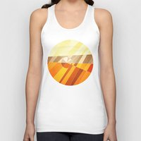 earth Tank Tops featuring Earth by Anai Greog