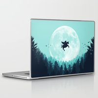fairytale Laptop & iPad Skins featuring Fairytale by filiskun
