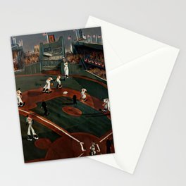 Mays the catch Stationery Cards