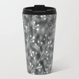 silver berries Travel Mug
