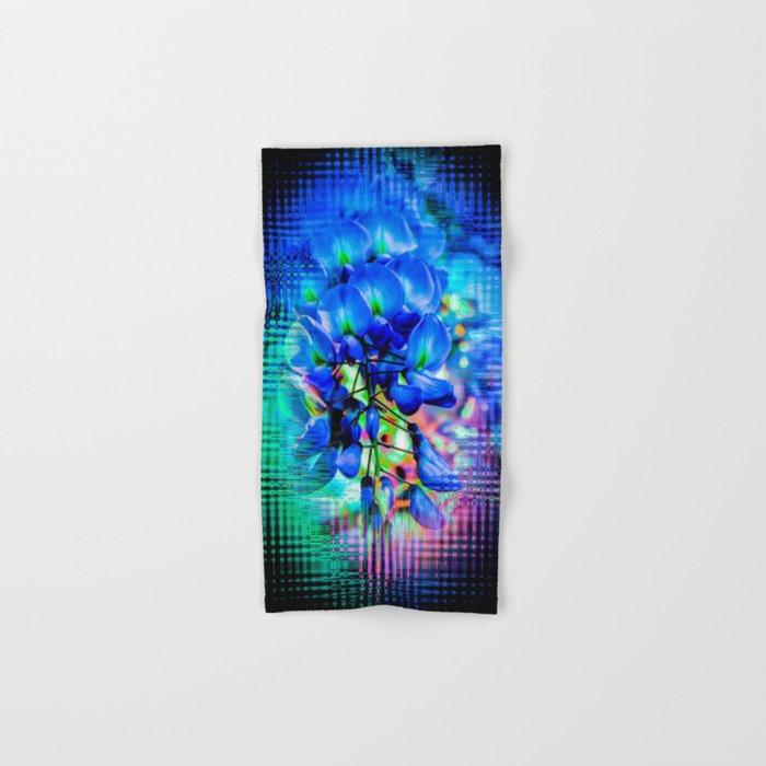 Flower - Imagination Hand & Bath Towel
