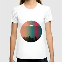 portugal T-shirts featuring Portugal Mountains by Joana Sa
