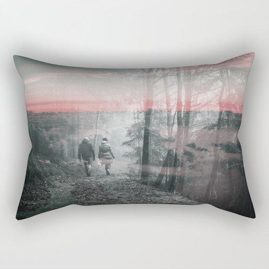 Unknown Fate Rectangular Pillow