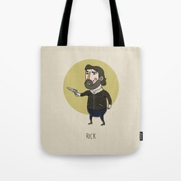 Rick Tote Bag