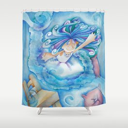 Maryola Shower Curtain
