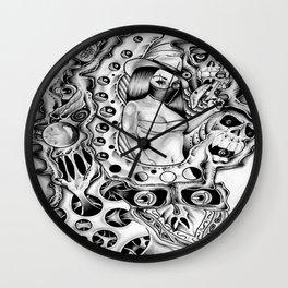 robbin Wall Clock