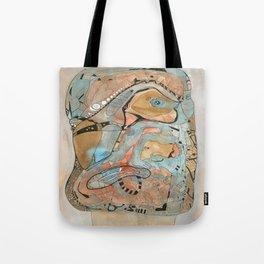 Contemplation Tote Bag