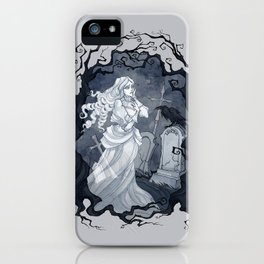 Lenore iPhone Case