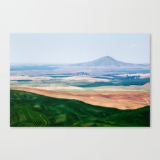 A View of Steptoe Butte Canvas Print
