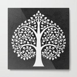 Bodhi Tree0104 Metal Print