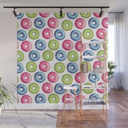 Donuts 2 Wall Mural