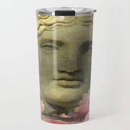 Venera and flowers Travel Mug