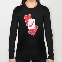 Sharpshooter - Six of Crows Long Sleeve T-shirt