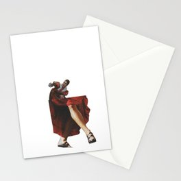 The gossipy girl of Shakespeare Stationery Cards