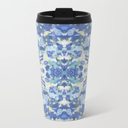 Coastal Mandala Travel Mug