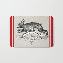 The Hare Bath Mat