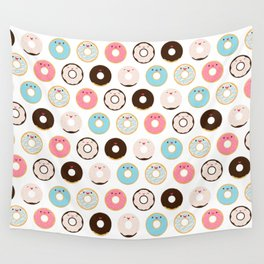 Super Sweet Donuts Wall Tapestry