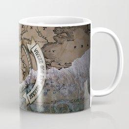 Navigare necesse est Coffee Mug