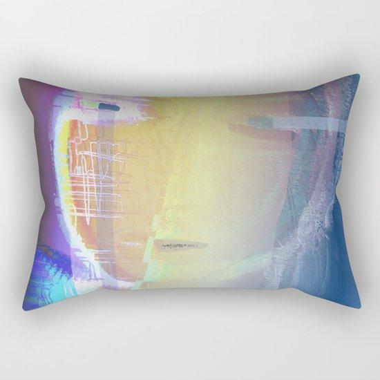 Ella / She / Portrait 2 - Column Rectangular Pillow