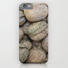 Autumn Walnuts iPhone 6s Slim Case