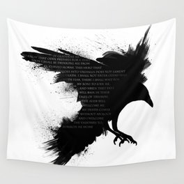 I Welcome The Valkyries Wall Tapestry