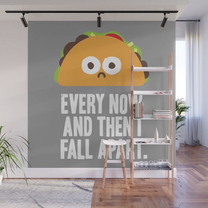 Taco Eclipse of the Heart Wall Mural
